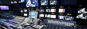 WDR aumenta la flexibilidad y agilidad de sus unidades móviles con Riedel MediorNet