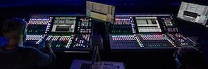 Las consolas Live de SSL, ahora más potentes tanto en directo como en entornos broadcast