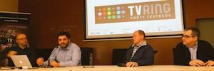 Segunda prueba piloto de televisión conectada, dentro del proyecto europeo TV-Ring