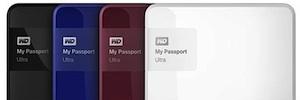 WD rediseña su familia My Passport con discos de hasta 3 TB de capacidad
