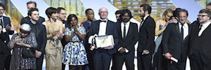 Jacques Audiard sorprende en Cannes al ganar la Palma de Oro con 'Dheepan'