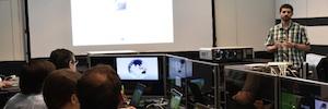 Primer curso de Formación LiveCore de Analog Way en España