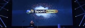 BT Sport selecciona a Ericsson para lanzar el primer canal en UHDTV de Reino Unido