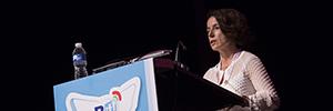 """""""Trabajamos para proteger y defender la TDT ante la asignación de espectro al servicio móvil"""", Elena Puigrefaut"""