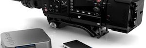 Codex inicia la comercialización de su grabador para la Varicam 35 de Panasonic