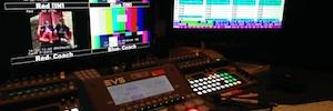 EVS permite a las unidades móviles de NESN ofrecer repeticiones súper lentas