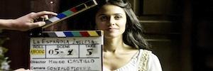 TVE y Globomedia inician el rodaje de la tv movie 'La española inglesa'