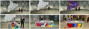 TV3 volvió a innovar y sorprender en la noche de las elecciones municipales