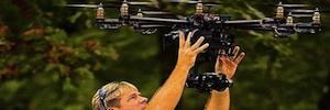 Fox Sport utilizará por vez primera dos drones en la producción del Open de Tenis USA