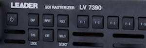 Leader lanza un rasterizador 3G/HD/SD-SDI de cuatro canales