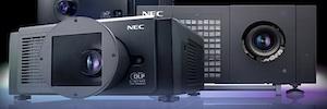 NEC presenta sus nuevos proyectores NC1201L y NC3540LS en CineEurope 2015