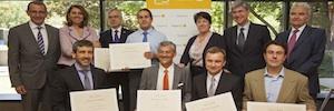 Hispasat entrega el Premio al Mejor Proyecto de Innovación para Satélites de Telecomunicaciones