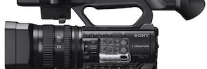 HXR-NX100, la última incorporación a la gama NXCAM de camcorders profesionales de Sony