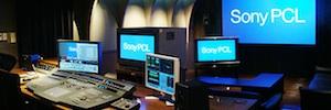 Sony PCL pone en marcha el primer estudio de postproducción en 8K con Pablo Rio