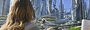 Company 3 utilizó DaVinci Resolve en los ajustes de 'Tomorrowland' en HDR
