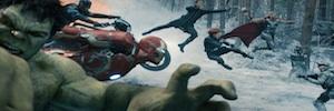 La Pocket Cinema Camera se utilizó para filmar la mayoría de las escenas peligrosas en 'Vengadores: La Era de Ultrón'