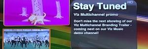 La nueva versión de Viz Multichannel mejora su arquitectura y simplifica el uso de listas de reproducción
