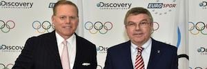Discovery y Eurosport adquieren los derechos de los Juegos Olímpicos para 2018-2024