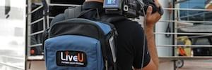 Los principales medios de comunicación españoles recurrieron a LiveAudiovisual y LiveU para la cobertura de las elecciones autonómicas y locales