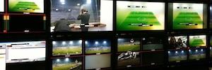 Chilefilms equipa sus móviles para la cobertura de la Copa América con monitores AEQ-Kroma