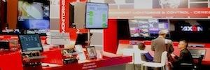 Axon llevará a IBC sus soluciones para control y procesamiento de señales