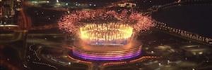 ISB y EPC confiaron en Quantel para la emisión de los Primeros Juegos Europeos en Bakú