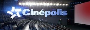 La mexicana Cinépolis entra en el mercado español al comprar Yelmo Cines