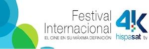 Hispasat convoca el primer festival dedicado íntegramente a cortometrajes en 4K