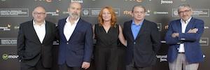 Siete producciones participadas por TVE participarán en el 63º Festival de Cine de San Sebastián