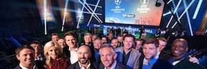 BT Sport incorpora realidad aumentada con RT Software