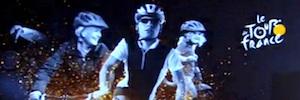 El Tour de Francia en multiseñal, por vez primera, en TVE