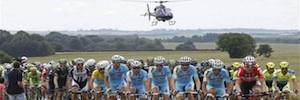 France Télévisions cubre el Tour de Francia con ayuda de la tecnología Avid Everywhere