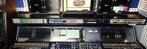 Euromedia emplea V Pro8 y mc²56 de Lawo en la cobertura del Tour