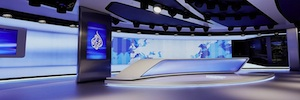 Eyevis mostrará en IBC sus últimas soluciones de visualización para estudios y controles de televisión