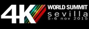 Sevilla albergará la primera cumbre mundial que unirá contenidos y tecnología en torno al 4K