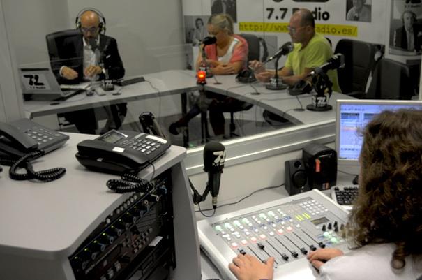 7 7 radio remodela sus estudios en las palmas de gran - Estudios en las palmas de gran canaria ...
