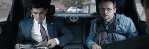 Terry Jones etalona su última película, 'Absolutamente cualquier cosa', con DaVinci Resolve