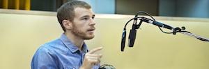 'Carlos de Gante', primera ficción sonora transmedia de una serie en España