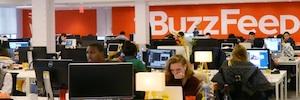 Comcast toma posiciones en BuzzFeed y Vox Media de cara a atraer a la audiencia más jóven
