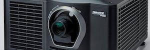 Christie CP2208: un proyector con iluminación de xenon para pantallas de hasta 10,6 metros