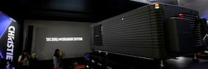 Christie preestrena en BIRTV 2015 un proyector de cine de fósforo láser con 22.000 lúmenes