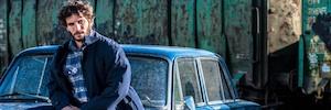 Telecinco culmina el rodaje de la miniserie 'El padre de Caín'