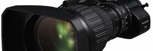 Fujinon facilita la producción en 4K con sus nuevas lentes
