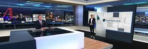 ITV extiende hasta 2024 el contrato con Ericsson para servicios de emisión