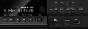 JVC SR-HD2700: grabación profesional simultánea Blu-ray+HDD con múltiples interfaces de entrada