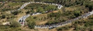 Todo listo en TVE para la cobertura de la 70ª Vuelta Ciclista a España