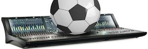 Lawo presentará en IBC una nueva tecnología destinada a la producción de grandes eventos deportivos