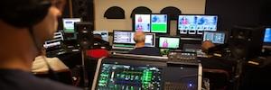 La UER, junto a VRT y varios partners, pone en marcha una experiencia piloto del primer estudio totalmente IP