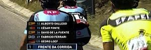 wTVision, proveedor oficial de gráficos de la Vuelta a Portugal para RTP