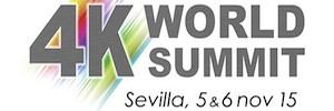 Abierto el plazo de inscripción para el 4K World Summit en Sevilla